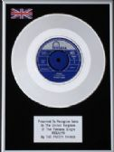 "PRETTY THINGS   7"" Platinum Disc  ROSALYN"